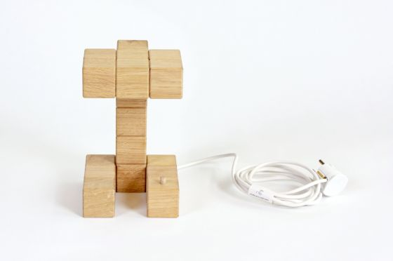 The Blocks Collection desklamp