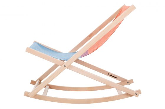 Beach Rocker for Weltevree side view