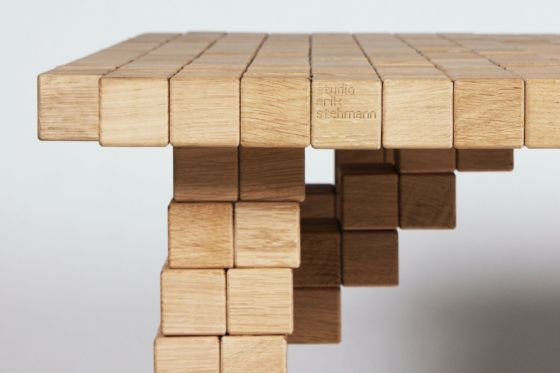 The Blocks Collection table detail