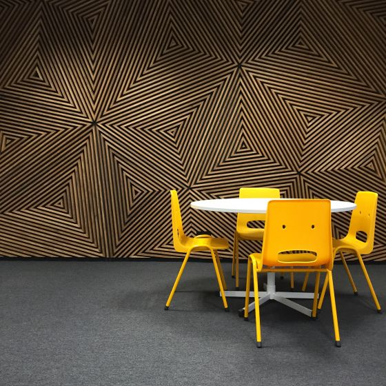 Studio Erik Stehmann office deco for Platowood