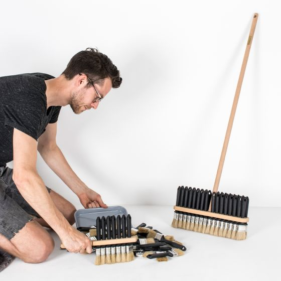 How to get rid of 1500 brushes...